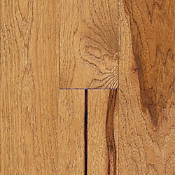 3/4 x 5 Sugar Mill Hickory Solid Hardwood Flooring